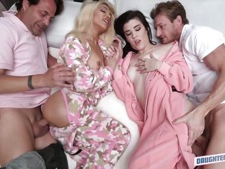 Частные порно вечеринки