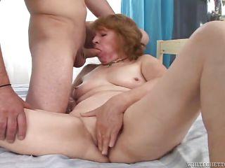 Порно две бабушки
